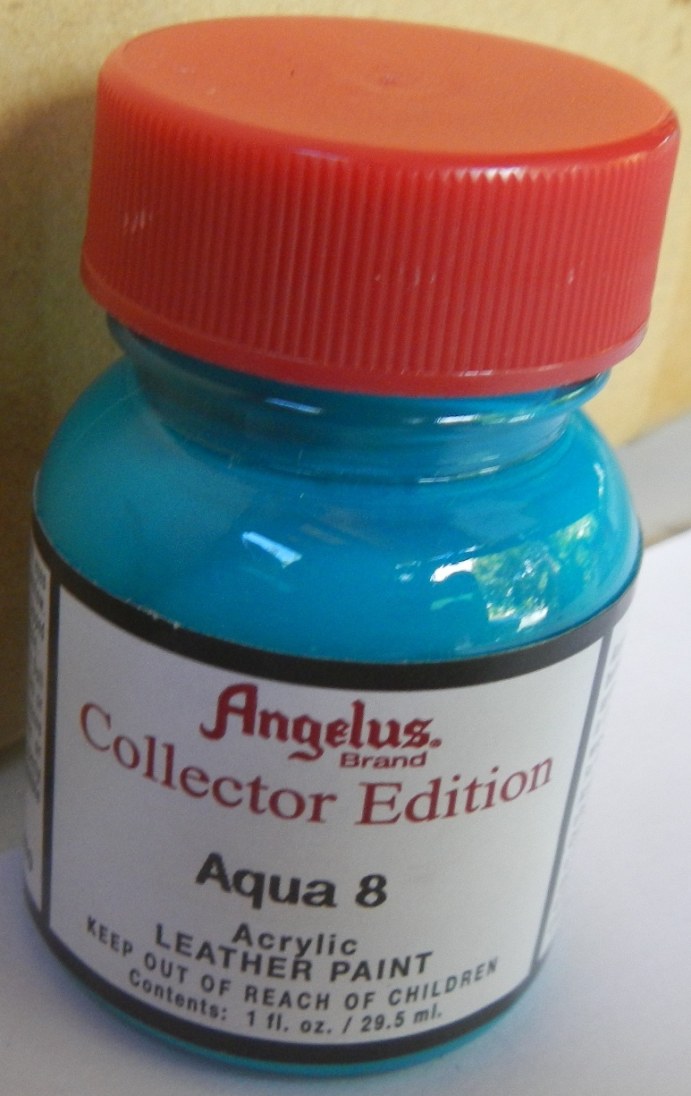 Angelus Aqua 8 Collector Edition
