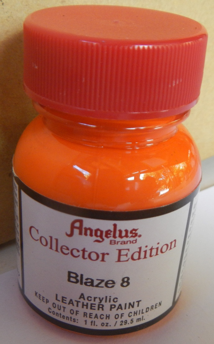 Angelus Blaze 8 Collector Edition