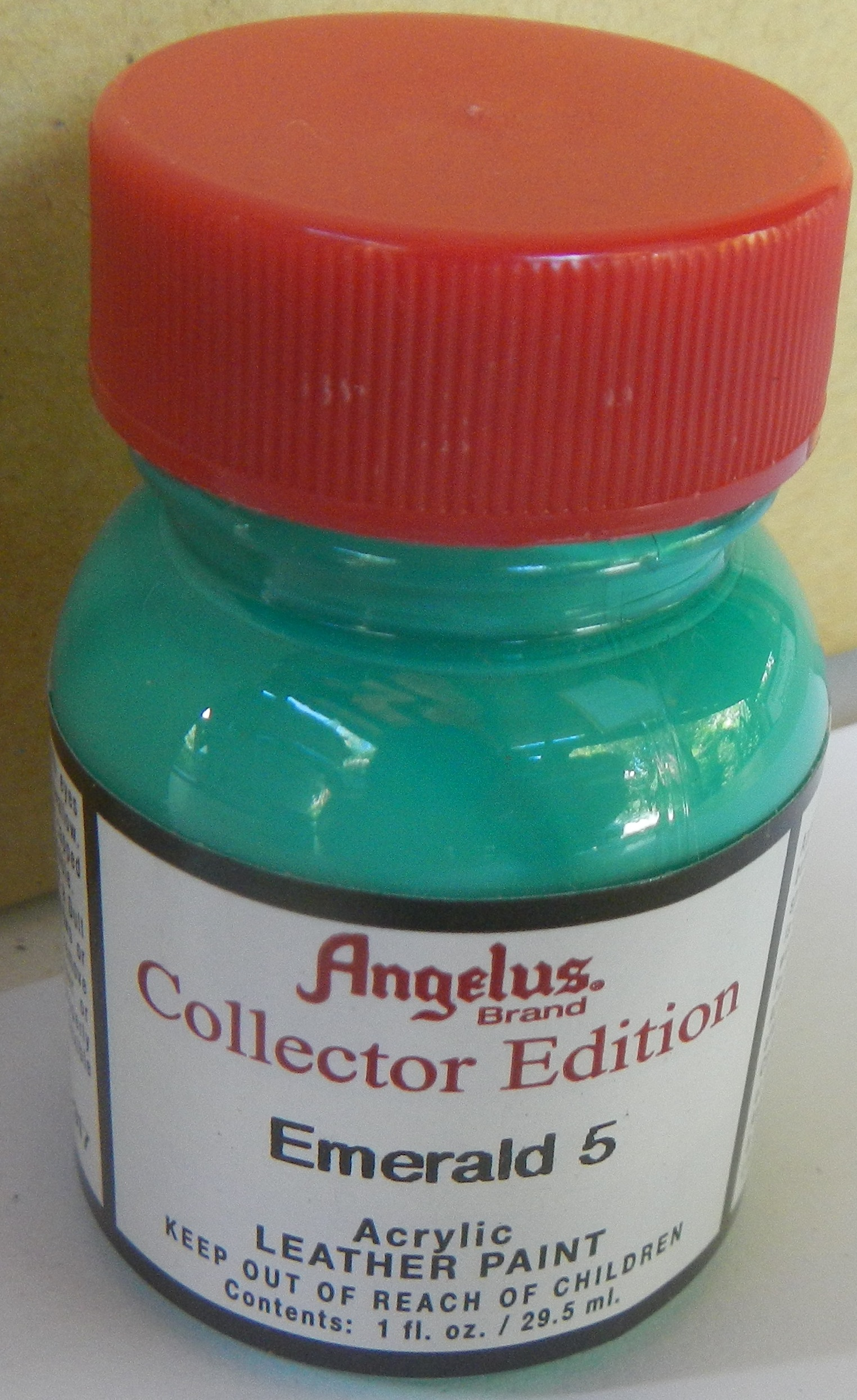 Angelus Emerald 5 Collector Edition
