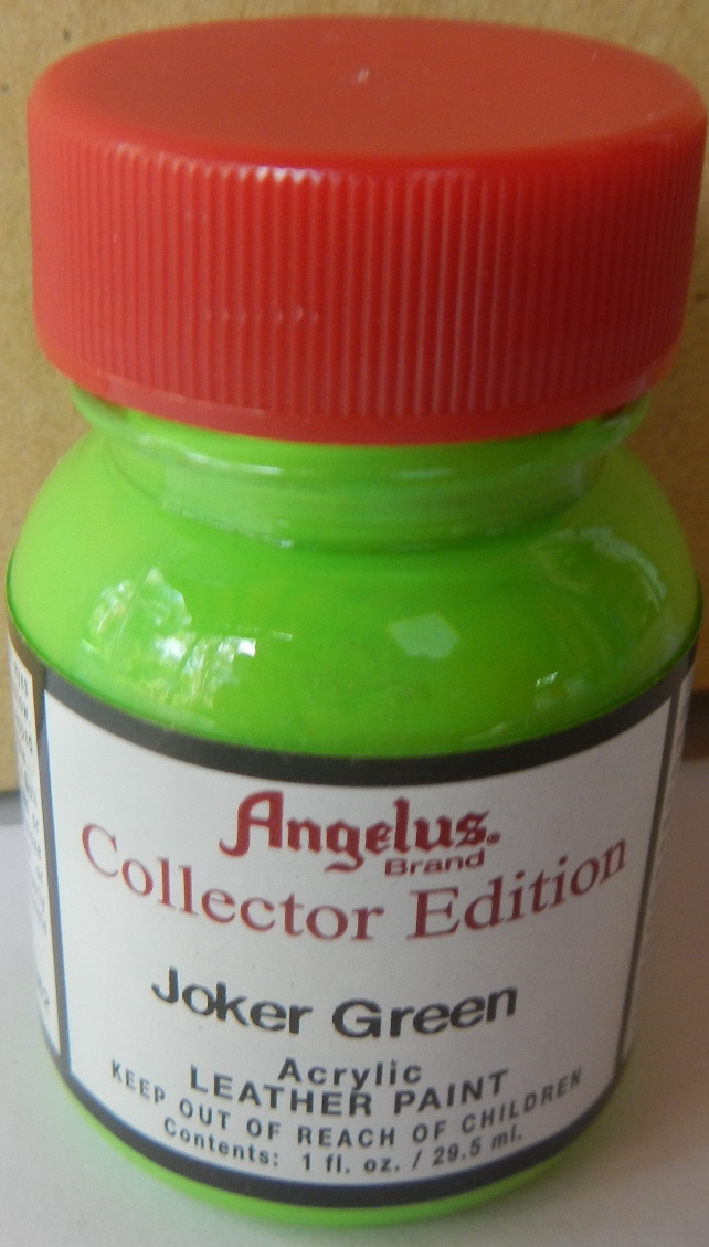 Angelus Joker Green Collector Edition