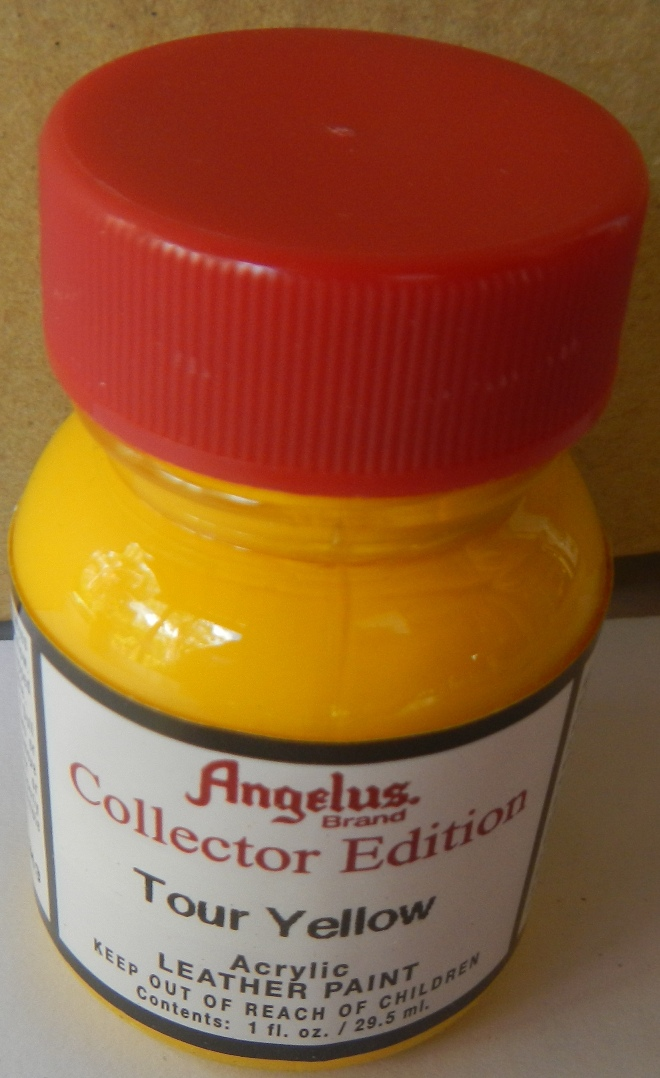 Angelus Tour Yellow Collector Edition