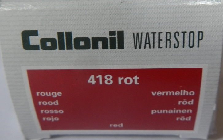 Collonil Waterstop Red