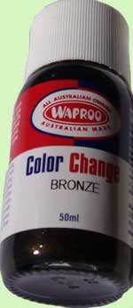 Waproo Colour Change Bronze