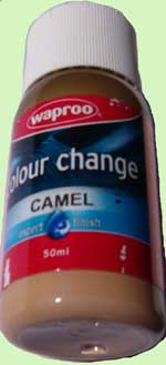 Waproo colour change camel