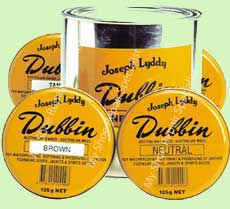 Joseph Liddy Dubbin - leather softener