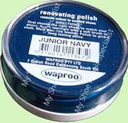 Waproo Polish Junior Navy