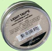 Waproo Light Taupe Shoe Polish