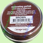Waproo Brown Polish