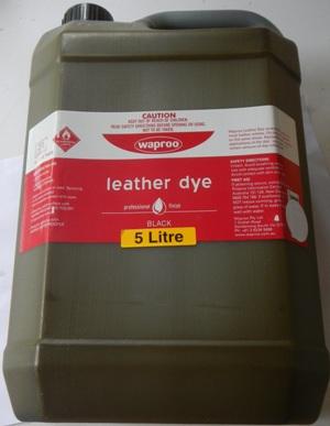 Waproo Leather Dye