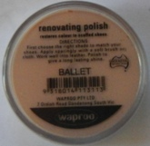 Ballet Shoe Polish Waproo Shoe Polish Waproo Boot Polish Waproo Renovating Polish Waproo Polish