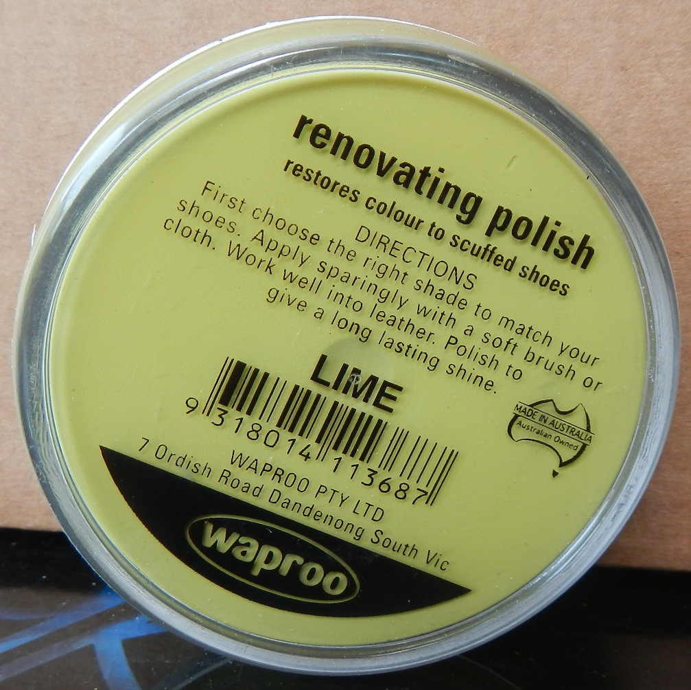 Lime Renovating Polish