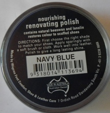 Navy Blue Shoe Polish Navy Blue Boot Polish