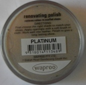 Platinum Shoe Polish Platinum Boot Polish Hand Bag Polish