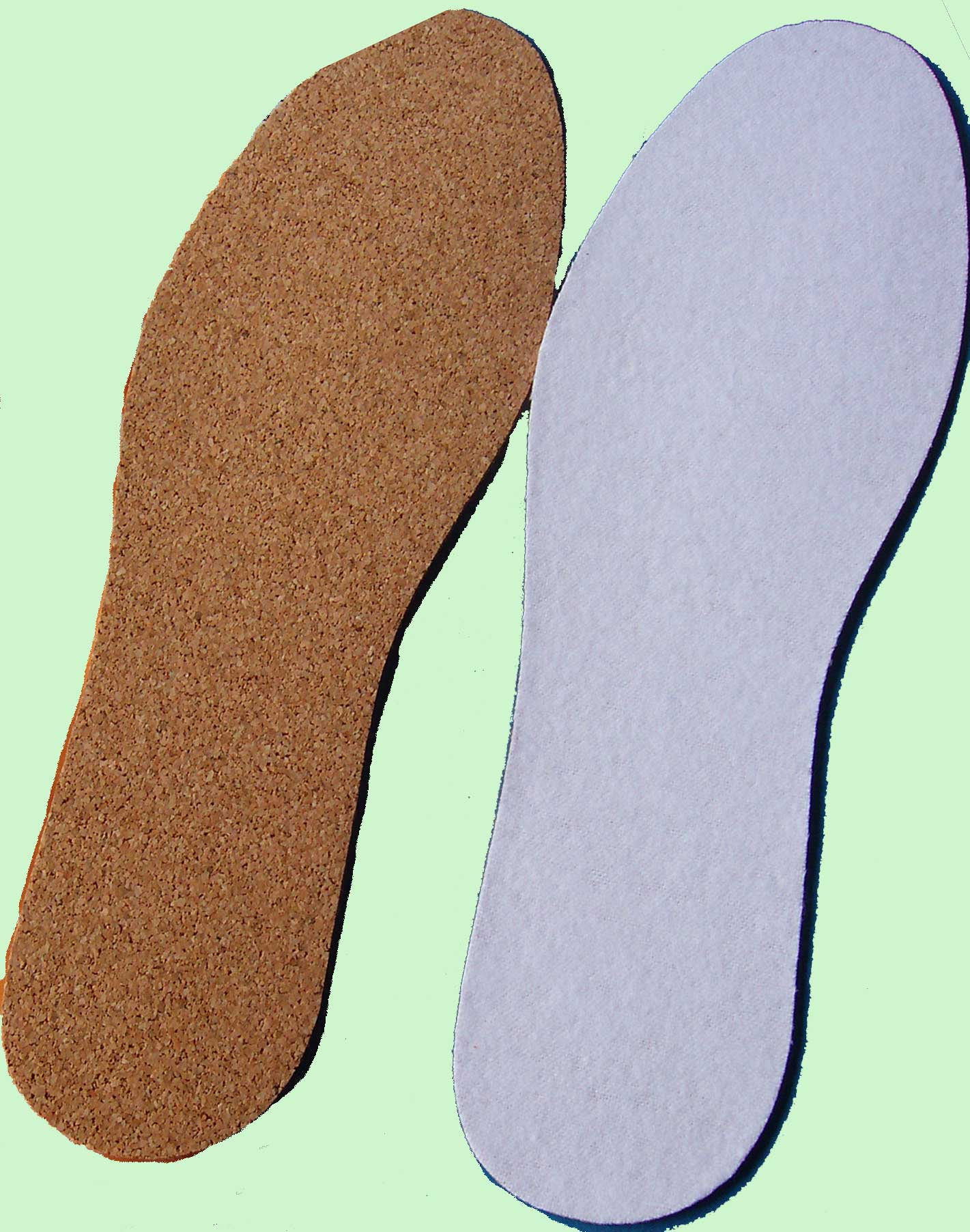 Cork Insoles