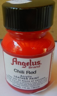Angelus Chilli Red