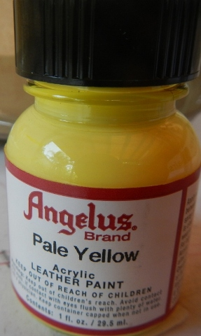 Angelus Pale Yellow