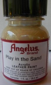 Angelus Play In The Sand