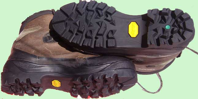 Ice Climbing hiking boot repair brisbane sydney melbourne Scarpa Sole Repair Asolo Sole Repair