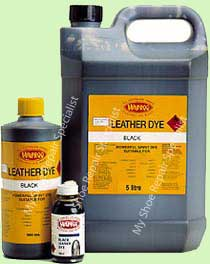 51f0adabeeb6 Shoe Leather Dye and Leather Oil